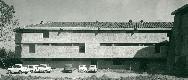 Roma, Complesso ospedaliero San Giovanni Battista - ACISMOM nella zona Magliana, Julio Lafuente, 1962