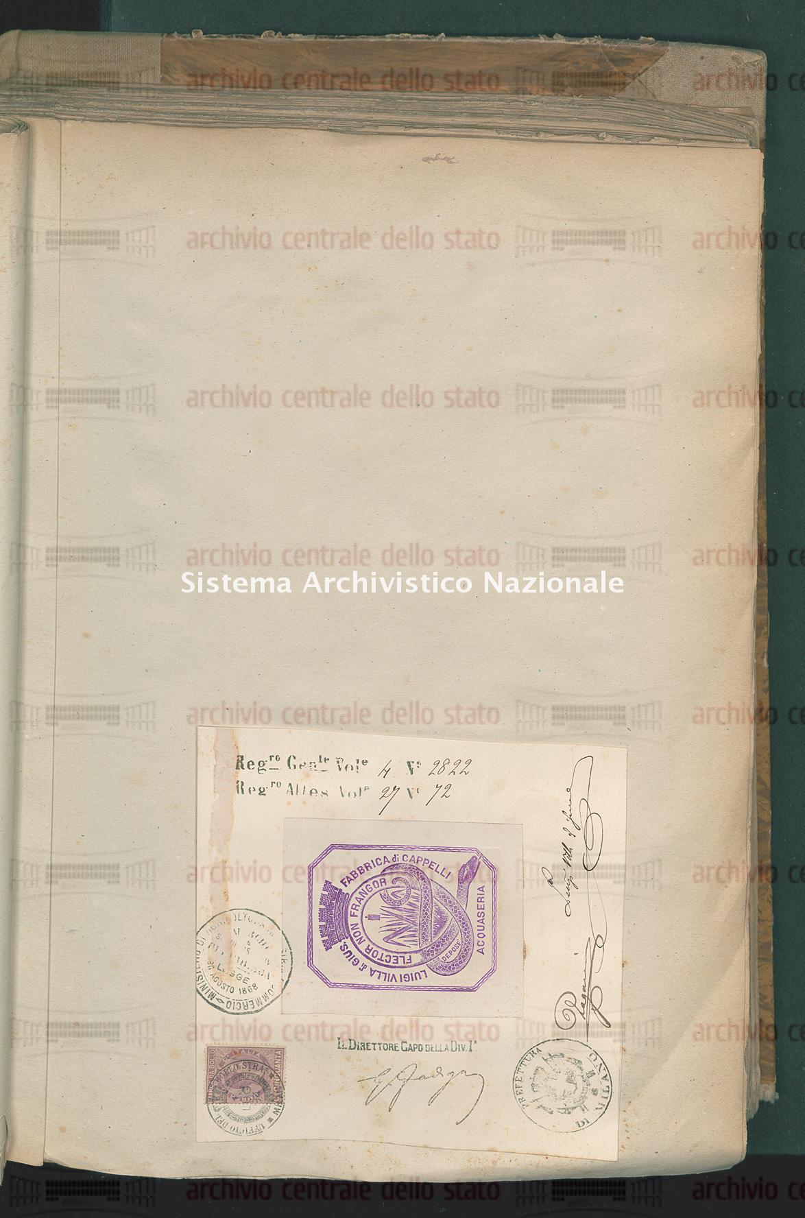 Ditta Luigi Villa Di Giuseppe (07/08/1894)