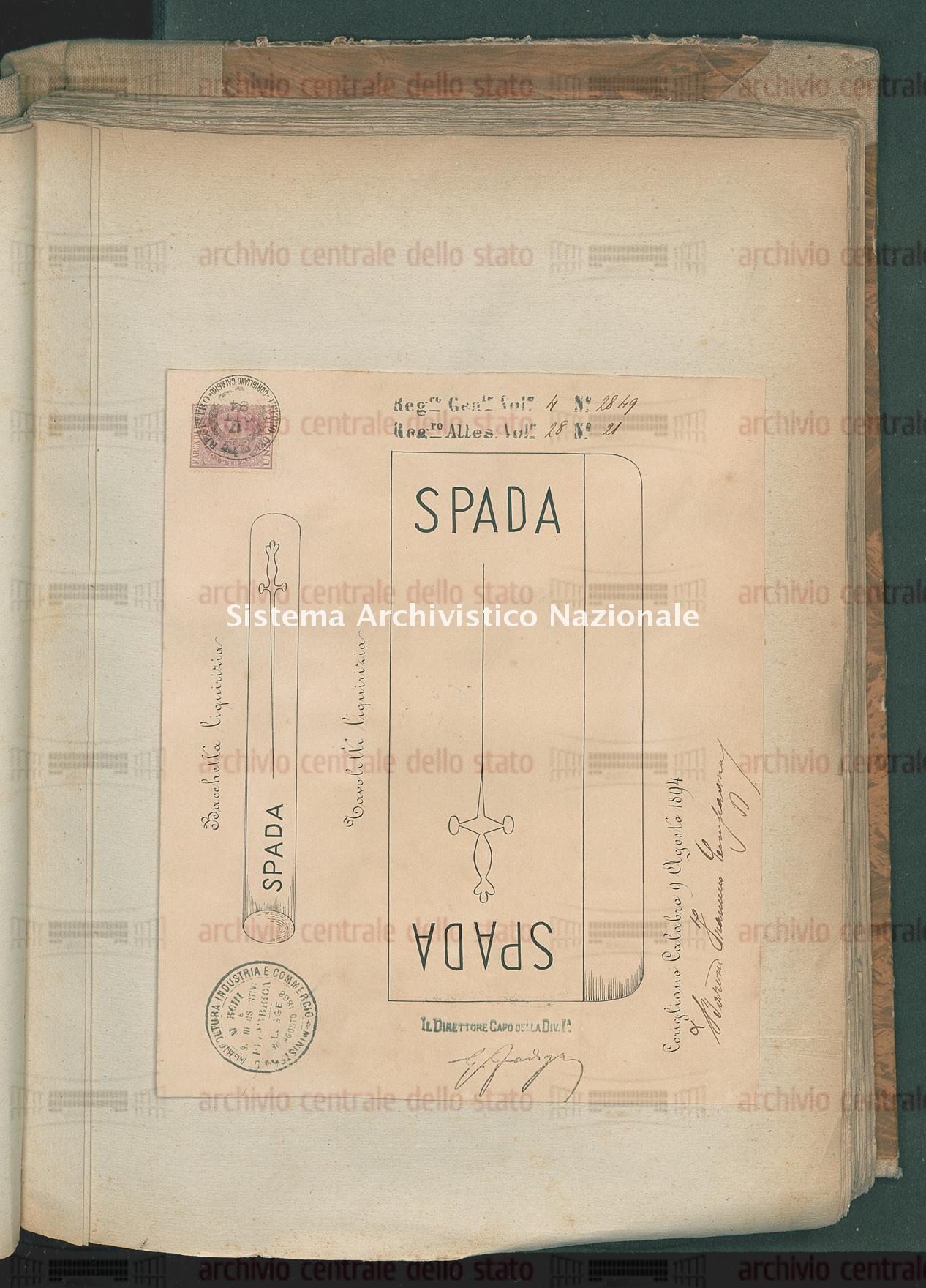 Compagna Barone Francesco Fu Luigi (14/11/1894)