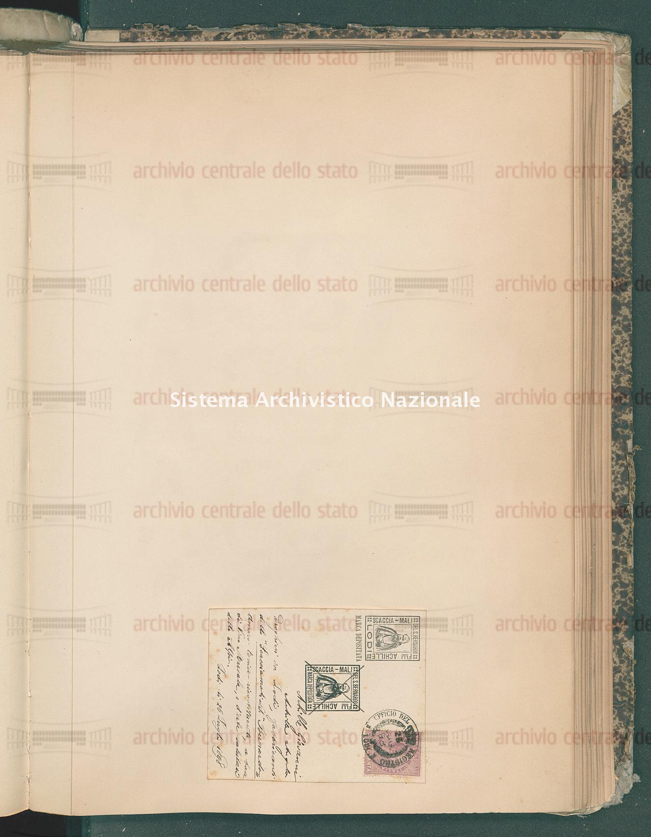 Achille Giovanni Ed Angelo Fratelli (29/11/1898)