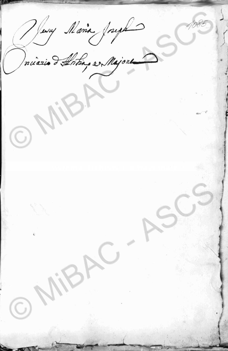 Archivio di Stato di Cosenza. Catasto Onciario Altilia