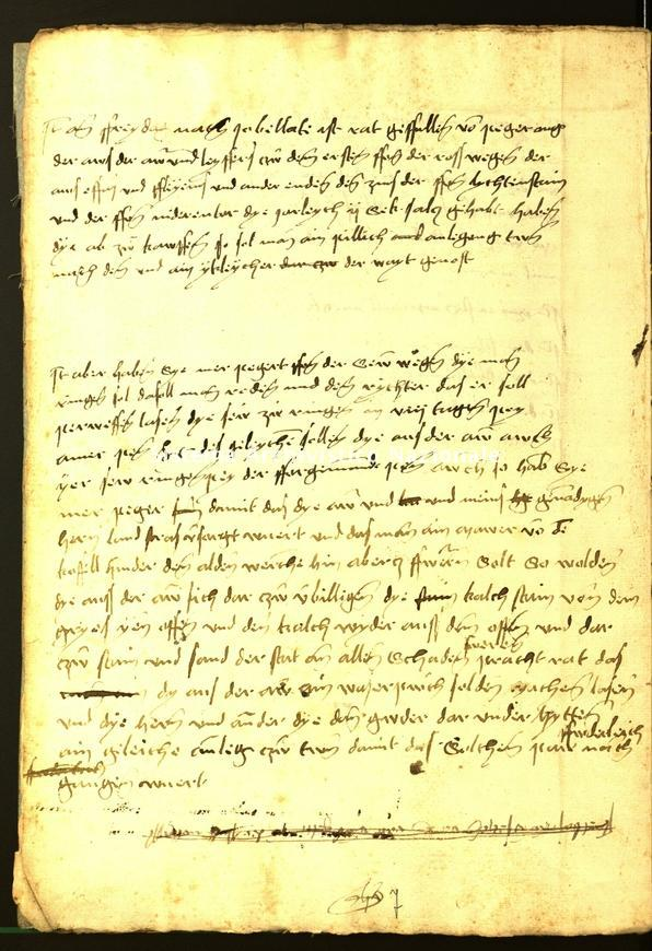 Archivio Storico della Città di Bolzano - Stadtarchiv Bozen - Hs. 1. protocollo consiliare 1470