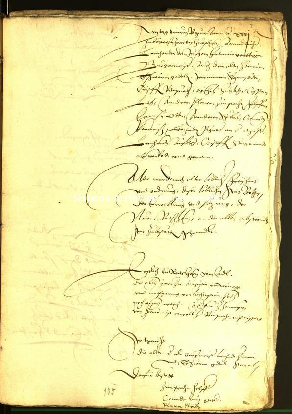 Archivio Storico della Città di Bolzano - Stadtarchiv Bozen - Hs. 10d. protocollo consiliare 1531