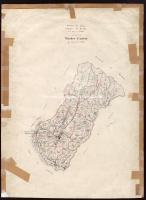 Agenzia del Territorio - Ufficio provinciale del Territorio di Lucca - Vecchio Catasto Terreni (VCT), Contenitore 2 - Barga - Quadro unione - 025QUI1