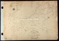 Archivio di Stato di Siena - Catasto Leopoldino - Castellina in Chianti - Sez. E - f. 1 - n. 16 - 090_E01I