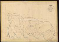 Archivio di Stato di Arezzo - Catasto particellare - ANGHIARI - Mappe - Impianto - A3 (3) - 006_A03I