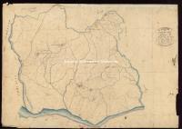 Archivio di Stato di Arezzo - Catasto particellare - ANGHIARI - Mappe - Impianto - A5 (5) - 006_A05I
