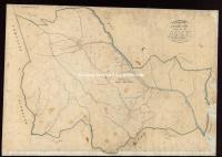 Archivio di Stato di Arezzo - Catasto particellare - ANGHIARI - Mappe - Impianto - A6 (6) - 006_A06I