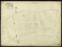 Archivio di Stato di Arezzo - Catasto particellare - ANGHIARI - Mappe - Attivazione - G/1 - 006_G01A