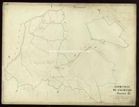 Archivio di Stato di Arezzo - Catasto particellare - ANGHIARI - Mappe - Attivazione - G/2 - 006_G02A