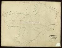 Archivio di Stato di Arezzo - Catasto particellare - ANGHIARI - Mappe - Attivazione - G/5 - 006_G05A