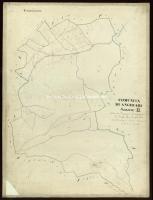Archivio di Stato di Arezzo - Catasto particellare - ANGHIARI - Mappe - Attivazione - G/6 - 006_G06A