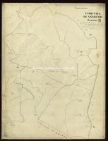 Archivio di Stato di Arezzo - Catasto particellare - ANGHIARI - Mappe - Attivazione - G/9 - 006_G09A