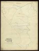 Archivio di Stato di Arezzo - Catasto particellare - ANGHIARI - Mappe - Attivazione - G/10 - 006_G10A