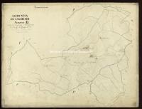 Archivio di Stato di Arezzo - Catasto particellare - ANGHIARI - Mappe - Attivazione - G/11 - 006_G11A