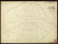 Archivio di Stato di Arezzo - Catasto particellare - ANGHIARI - Mappe - Attivazione - I/1 - 006_I01A
