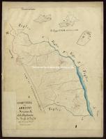 Archivio di Stato di Arezzo - Catasto particellare - AREZZO - Mappe - Attivazione - A2/4 - 008A204A