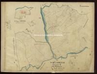 Archivio di Stato di Arezzo - Catasto particellare - AREZZO - Mappe - Attivazione - A2/5 - 008A205A