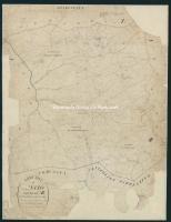 Archivio di Stato di Arezzo - Catasto particellare - AREZZO - Mappe - Impianto - B2/1 (42) - 008B201I