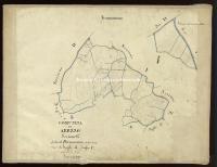 Archivio di Stato di Arezzo - Catasto particellare - AREZZO - Mappe - Attivazione - C2/1 - 008C201A
