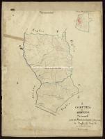 Archivio di Stato di Arezzo - Catasto particellare - AREZZO - Mappe - Attivazione - C2/3 - 008C204A