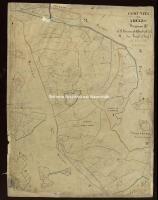 Archivio di Stato di Arezzo - Catasto particellare - AREZZO - Mappe - Attivazione - E2/1 - 008E201A