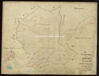 Archivio di Stato di Arezzo - Catasto particellare - AREZZO - Mappe - Attivazione - H2/4 - 008H204A