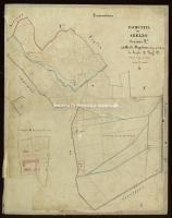 Archivio di Stato di Arezzo - Catasto particellare - AREZZO - Mappe - Attivazione - T2/2 - 008T202A