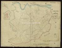 Archivio di Stato di Arezzo - Catasto particellare - AREZZO - Mappe - Attivazione - Y2/2 - 008Y202A