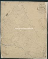 Archivio di Stato di Arezzo - Catasto particellare - AREZZO - Mappe - Impianto - D/2 (6) - 008_D02I