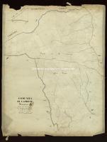 Archivio di Stato di Arezzo - Catasto particellare - CAPRESE - Mappe - Attivazione - A/6 - 063_A06A
