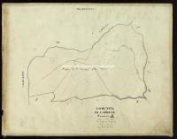 Archivio di Stato di Arezzo - Catasto particellare - CAPRESE - Mappe - Attivazione - A/9 - 063_A09A
