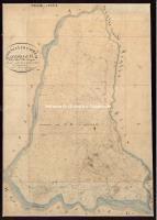 Archivio di Stato di Arezzo - Catasto particellare - CAPRESE - Mappe - Impianto - B/4 (9) - 063_B04I
