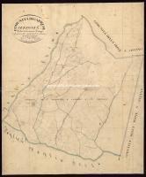 Archivio di Stato di Arezzo - Catasto particellare - CAPRESE - Mappe - Impianto - C/2 (11) - 063_C02I