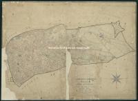 Archivio di Stato di Arezzo - Catasto particellare - CORTONA - Mappe - Impianto - A3/1 (85) - 126A301I