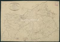 Archivio di Stato di Arezzo - Catasto particellare - CORTONA - Mappe - Impianto - B/2 (4) - 126_B02I