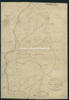 Archivio di Stato di Arezzo - Catasto particellare - CASTIGLION FIBOCCHI - Mappe - Impianto - A/2 (2) - 131_A02I