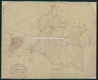 Archivio di Stato di Arezzo - Catasto particellare - CASTIGLION FIBOCCHI - Mappe - Impianto - C/1 (4) - 131_C01I