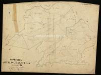 Archivio di Stato di Pisa - Catasto terreni - Mappe - Castellina Marittima - 13 - 091_D01A