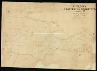Archivio di Stato di Pisa - Catasto terreni - Mappe - Castellina Marittima - 21 - 091_F02A