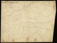 Archivio di Stato di Pisa - Catasto terreni - Mappe - Castellina Marittima - 22 - 091_F03A