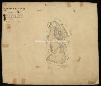 Archivio di Stato di Pisa - Catasto terreni - Mappe - Chianni - 9 - 110_B01A