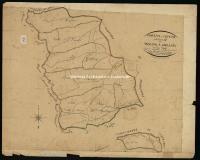 Archivio di Stato di Pisa - Catasto terreni - Mappe - Chianni - 15 - 110_D01I