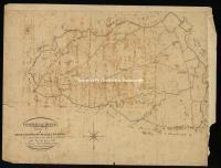 Archivio di Stato di Pisa - Catasto terreni - Mappe - Chianni - 20 - 110_E02I