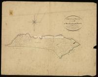 Archivio di Stato di Pisa - Catasto terreni - Mappe - Chianni - 29 - 110_G02I