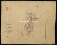 Archivio di Stato di Pisa - Catasto terreni - Mappe - Chianni - 40 - 110_I01I