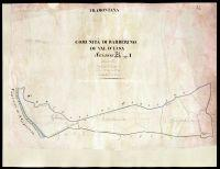 Archivio di Stato di Firenze - Catasto Generale Toscano - Mappe - Barberino Val d'Elsa - 76 - 024_R02A