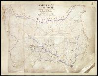 Archivio di Stato di Firenze - Catasto Generale Toscano - Mappe - Calenzano - 1 - 043_A01A