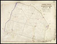 Archivio di Stato di Firenze - Catasto Generale Toscano - Mappe - Calenzano - 23 - 043_E04A