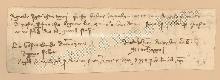 Archivio di Stato di Prato, Fondo Datini, Fondaco di Pisa, Carteggio diretto al fondaco proveniente da Maiorca a Prato, Proveniente Da Piacenza, 539.2 Lettere Di Bernardo Da Manzano a Agnolo Da Firenze, Oste In Pisa (busta 539, inserto 2, codice 424903)